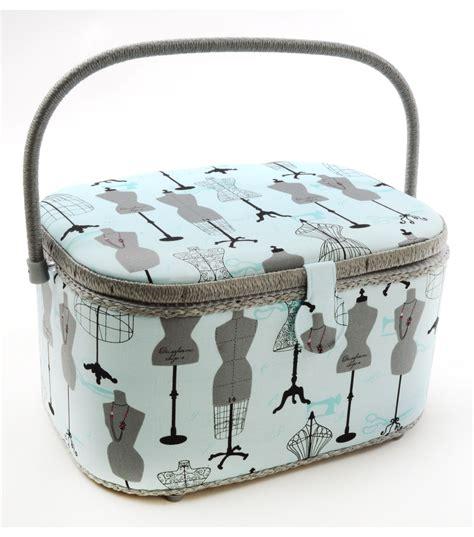 dritz large oval sewing basket dressform jo ann