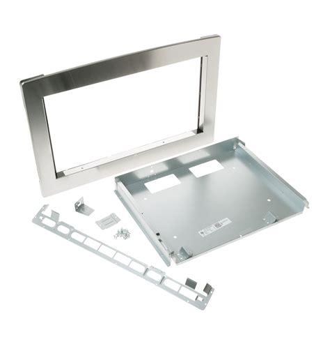 built  microwave  trim kit jxsh ge appliances