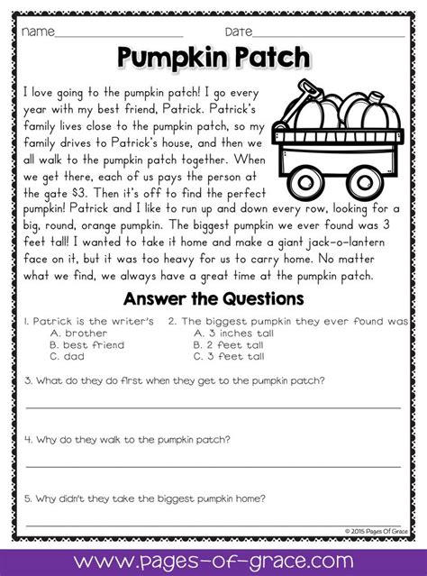 comprehension passage for grade 3 students best 25 comprehension questions ideas on fast