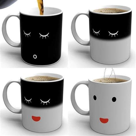 Start your day off right with a custom mug! 10 Creative Design Ideas Offering Perfect Gifts for Coffee ...