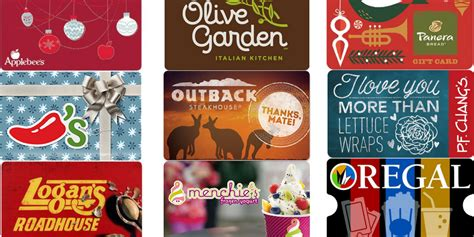 top christmas gift card deals southern savers