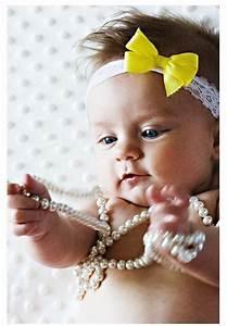 Baby photo shoots :) Pearls! | baby photo shoot ideas ...