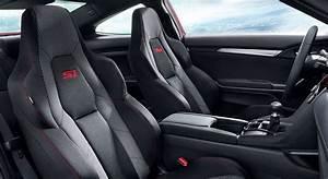 Honda Civic Si Coupe 2019 Interior