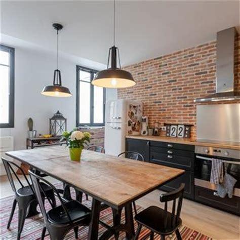 cuisine industrielle belgique cuisine moderne aménagement et idée déco domozoom