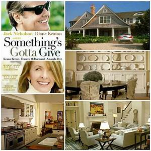 """The Beach House in """"Something's Gotta Give"""""""
