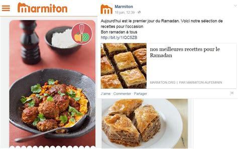 marmiton fr recettes cuisine le site marmiton noyé sous les injures après avoir publié
