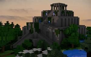 A Ziggurat for minecraft | Games | Pinterest | Temples ...