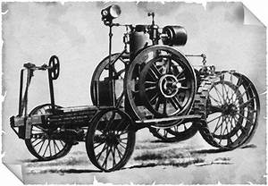 The First Gasoline Tractor Was Built By John Froelich   In