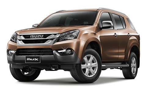 Isuzu Mux Photo by Logo Isuzu Emblem Front Grille For Isuzu Mu X Mux Suv