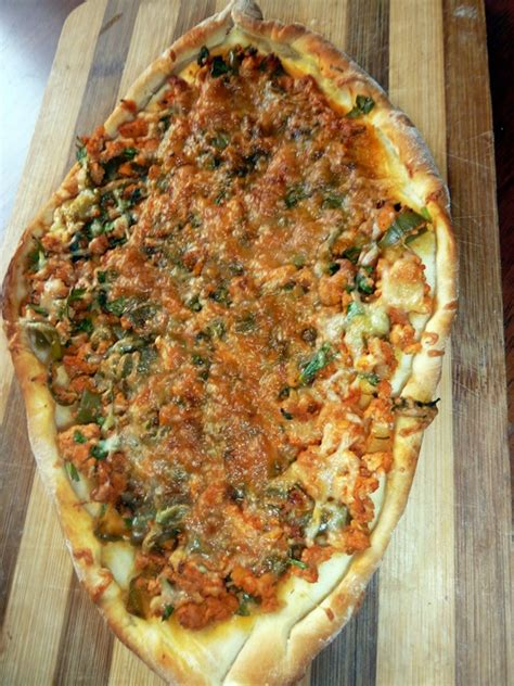 lhmacun pizza turc le de recette de ratiba g 226 teaux alg 233 riens cuisine facile