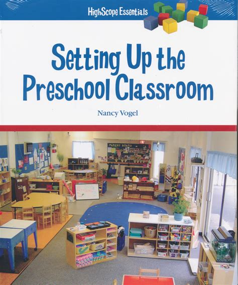 edu house setting up the preschool classroom 589 | Setting Up the Preschool Classroom