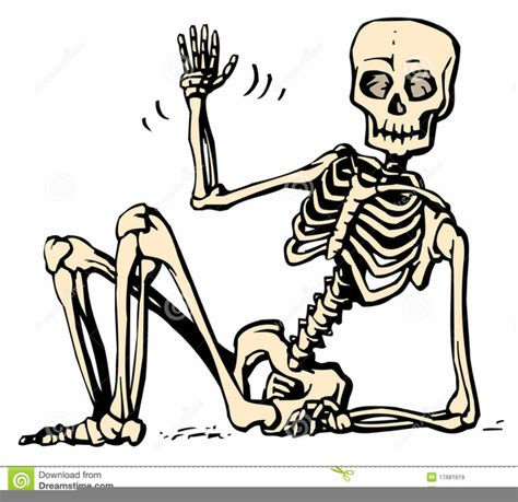 skeleton clipart free human skeleton clipart free images at clker