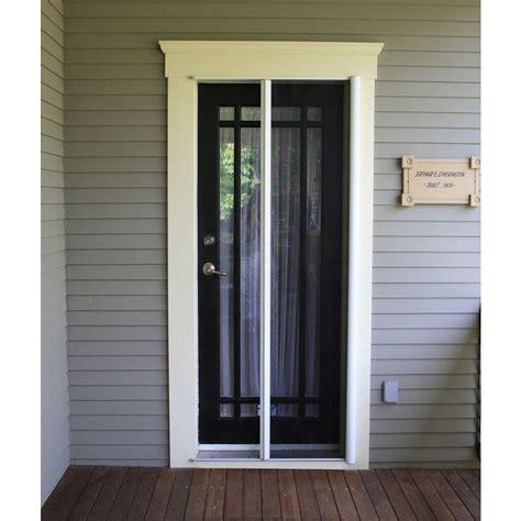 retractable screen door best doors with retractable screens exterior doors