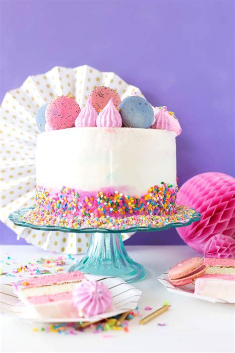decorating  sweetest birthday cake  girls  subtle