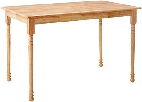 coaster rectangular butcher block farm dining table solid
