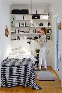 Schränke Für Kleine Schlafzimmer : gro artige einrichtungstipps f r das kleine schlafzimmer coole deko ideen f r das interieur ~ Bigdaddyawards.com Haus und Dekorationen