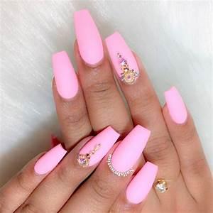 Pink Nail Designs | Graham Reid