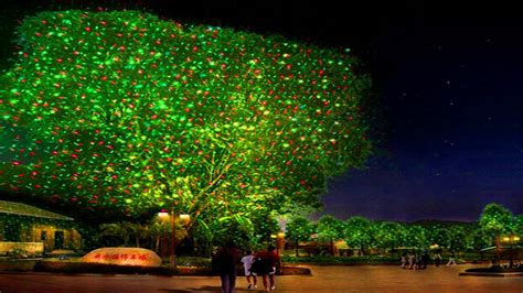 top of tree wont light on led tree laser lights outdoor projectors