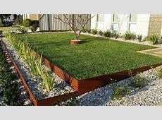 Give your garden metal garden edging – Carehomedecor