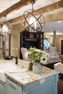 kitchen lighting fixture ideas 20 gorgeous kitchens with islands messagenote