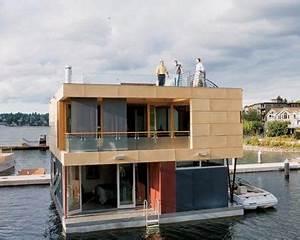 Maison Flottant Prix : maison flottante construction de maison flottante ~ Dode.kayakingforconservation.com Idées de Décoration