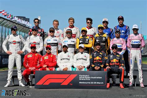 2019 f1 drivers f1 drivers albert park 2018 183 racefans