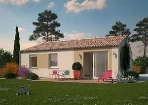 Maison Plain Pied En L : plans maisons ph nix plain pied ma maison phenix ~ Melissatoandfro.com Idées de Décoration