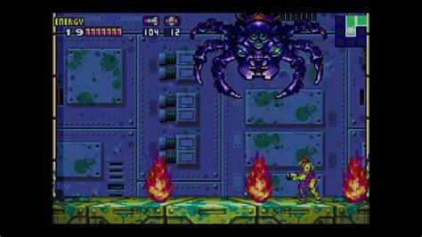 Metroid Fusion Boss 6 Yakuza Youtube