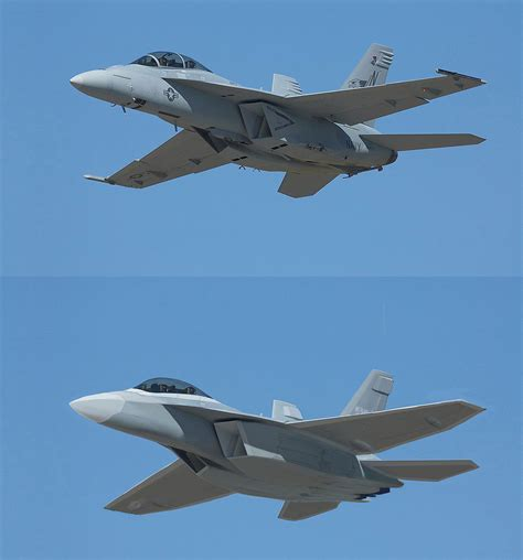 New F-18 Super Hornet Block Iii