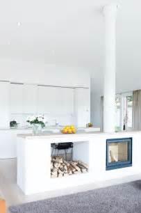 kitchen island designs 25 cool firewood storage designs for modern homes