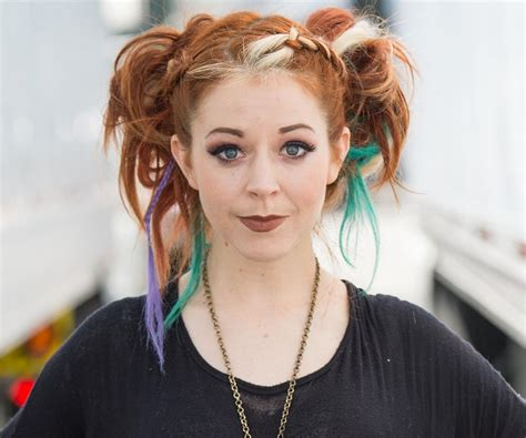 Lindsey Stirling Biography  Facts, Childhood, Family Life