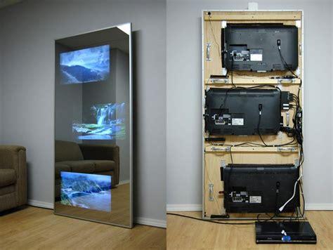 Two Way Mirror Bathroom by Best 25 Mirror Tv Ideas On