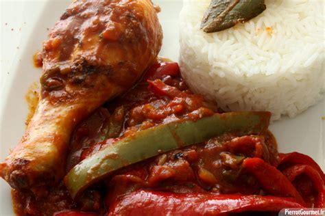 cuisiner tomates vertes poulet basquaise pierrotgourmet fr