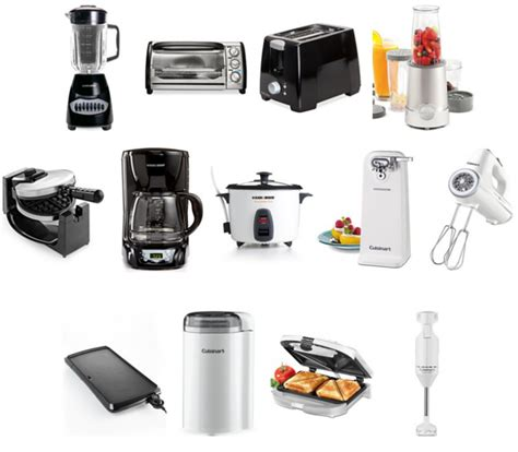 Essential Small Appliances Every Kitchen Should Have