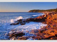 Acadia National Park Otter Cliff
