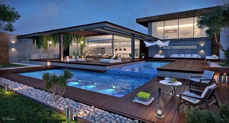 21 Mesmerizing Exteriors by 21 Mesmerizing Exteriors Spatialdesign Modern House