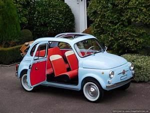 Vecchie Carrette  La Fiat 500   Italymotori