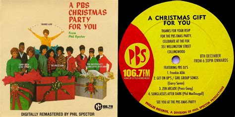 Pbs Christmas Party Invite