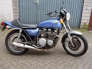 Kawasaki - Z650 B1 - 1977