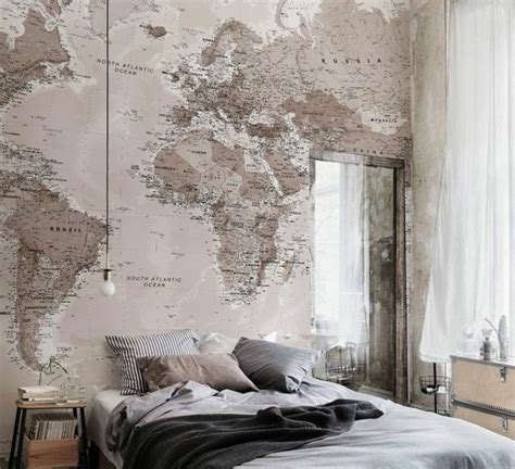 style chambre adulte la chambre vintage 60 idées déco très créatives