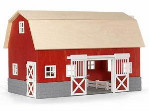 Amazon com: Schleich Big Red Barn: Toys & Games