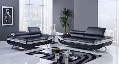 living room set nat black  light grey living