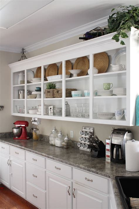 Open Kitchen Shelving Culture Scribe