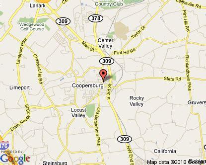 coopersburg pennsylvania