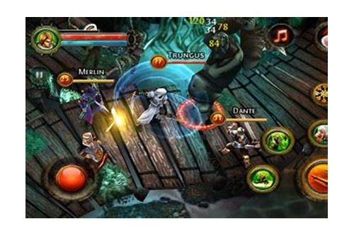 download game dungeon hunter 2 320x240