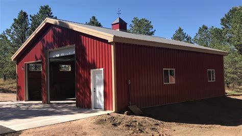 Easy 40x42 Metal Building Garage  Diy Steel Building Kit