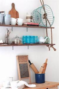 31, Diy, Farmhouse, Decor, Ideas, For, Your, Kitchen