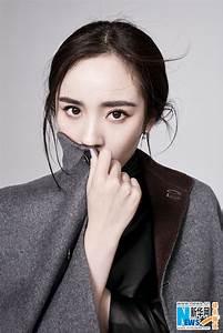 China Entertainment News: Yang Mi covers fashion magazine