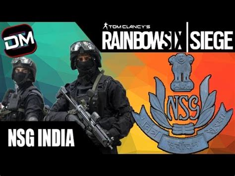 siege v駘o operator ideas indian nsg rainbow six siege operator ideas