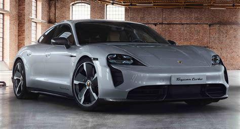 Porsche Taycan Receives The Special Manufaktur Touch ...